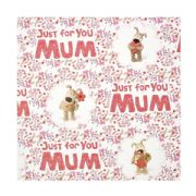 Boofle Mum Gift Wrap & Gift Tags - Pack of 2